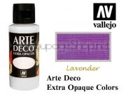 ACRYLICOS VALLEJO S.L. Arte Deco акрил, СУПЕР МАТ, 60мл - CORAL ROSE