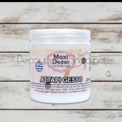 Грунд ASTARI GESSO - Maxi Decor - 250ml