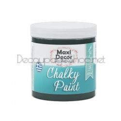 Тебеширена боя CHALKY PAINT - Maxi Decor - цвят 603 BAYBERRY - 250МЛ.